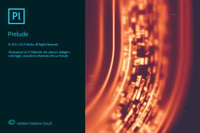 [MAC] Adobe Prelude 2020 v9.0 - Ita