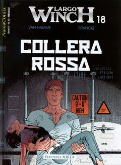 Largo Winch 18 - Collera rossa (2013)