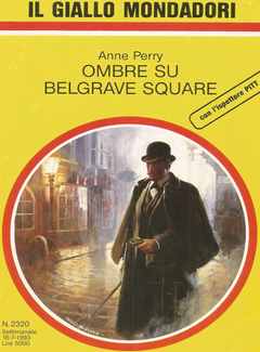 Anne Perry - Ombre su Belgrave Square (1993) » Hawk Legend
