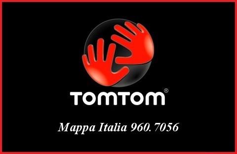 TomTom - Mappa Italia 960.7056