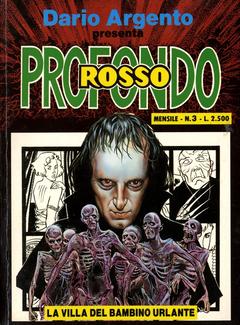 Dario Argento presenta Profondo rosso n. 03 - La villa del bambino urlante (1991)