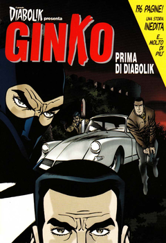Il Grande Diabolik 011 - Ginko prima di Diabolik (2005)