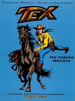 I Classici del Fumetto di Repubblica Serie Oro n. 2 - Tex. Tex contro Mefisto (2004)