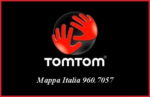 TomTom - Mappa Italia 960.7057