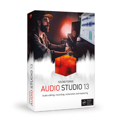 [PORTABLE] MAGIX SOUND FORGE Audio Studio v13.0.0.45 x64 Portable - ENG