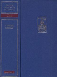 Grande antologia filosofica Marzorati Vol. XXI - Il pensiero moderno. prima metà del secolo XIX (1990)
