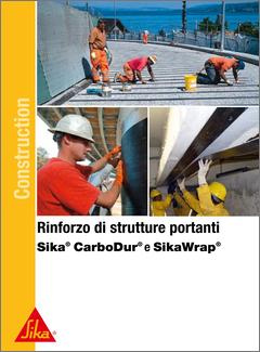 Construction - Rinforzo di strutture portanti (2009)
