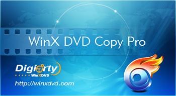 WinX DVD Copy Pro v3.9.0 - Eng