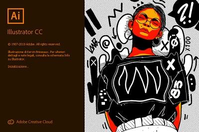 [PORTABLE] Adobe Illustrator CC 2019 v23.0.3.585 64 Bit - Ita