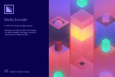 [MAC] Adobe Media Encoder 2020 v14.0.1 - Ita