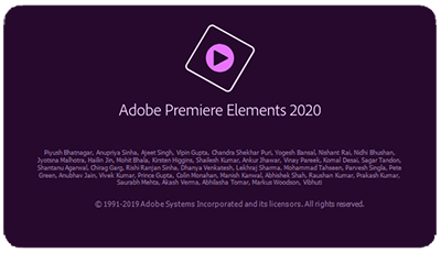 Adobe Premiere Elements 2020 v18.0 - ITA