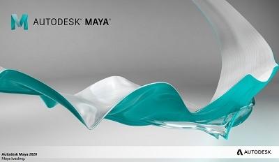 Autodesk Maya 2020.1 x64 - ENG