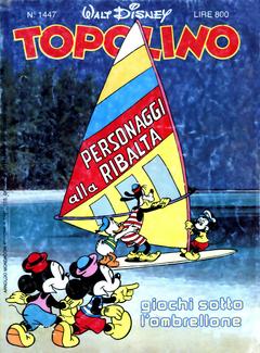 Topolino n.1447 (1983)