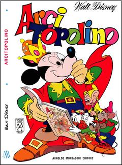 I Classici di Walt Disney I serie N.18-Arcitopolino