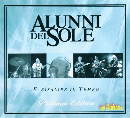 Cover Album of Alunni del Sole - E Risalire il Tempo (2005)