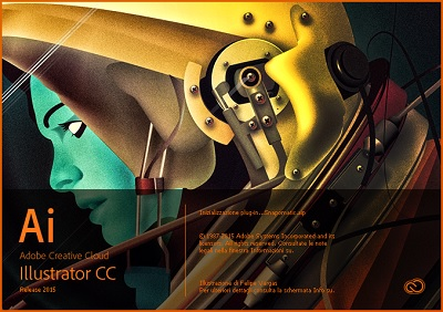 Adobe Illustrator CC 2015 v19.2.0.111.1 - Ita