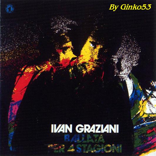 Ivan Graziani - Ballata per 4 Stagioni (1976)