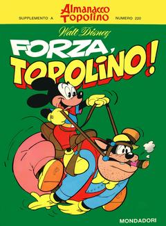 I Classici di Walt Disney Serie I n. 60 - Forza Topolino (1975)
