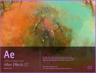 Adobe After Effects CC 2015 v13.6 64 Bit - Ita