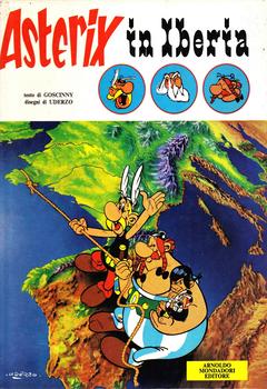 Asterix 14 - Asterix in Iberia (1970)
