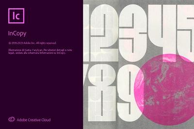 Adobe InCopy 2020 v15.1.0.25 - Ita