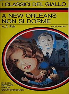 A. A. Fair - A Nuova Orleans non si dorme (1978)