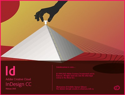 Adobe InDesign CC 2015 v11.2.0.100 - Ita