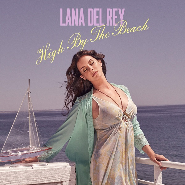 Lana Del Rey - High By the Beach (Bonus Track)(iTunes)(2015).mp4 HD 1080p AAC - Eng