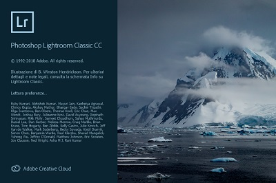 Adobe Photoshop Lightroom Classic CC 2019 v8.1 64 Bit - Ita
