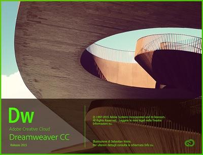 Adobe Dreamweaver CC 2015 v16.1.0 - Ita