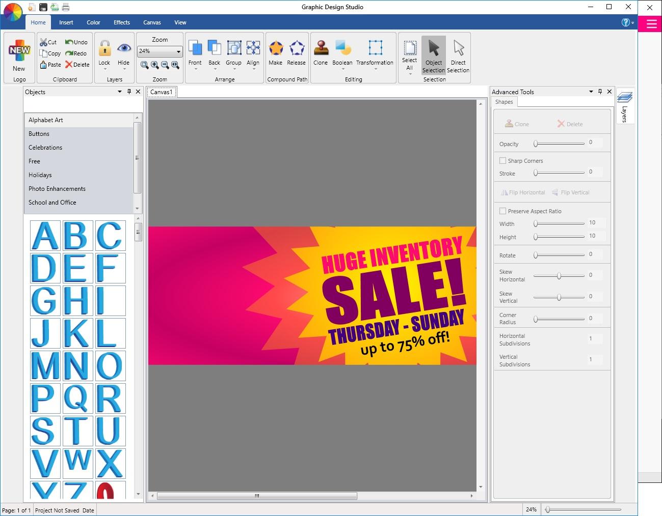 Summitsoft Graphic Design Studio v1.7.7.2 - ENG