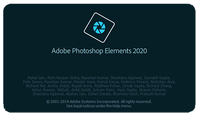 Adobe Photoshop Elements 2020 v18.0