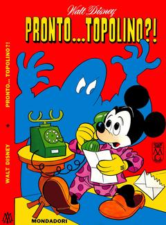 I Classici di Walt Disney I serie N.24-Pronto. Topolino?!