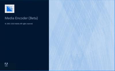 Adobe Media Encoder 2020 v14.2.0.36 Beta 64 Bit - Ita