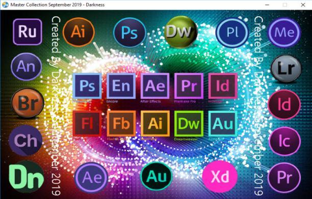 Adobe Creative Cloud Collection CC 2019 64 Bit (20.09.2019) Preattivato - Ita