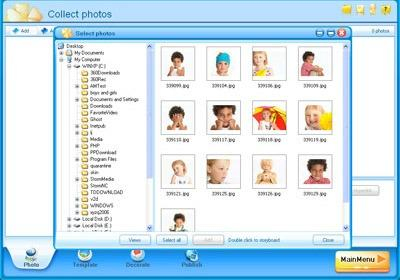 iLike Flash Gallery Creator Deluxe 4.5.0 - Eng