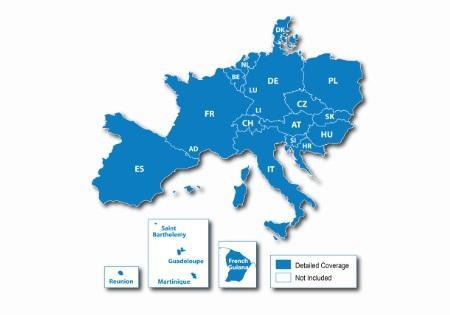 [Garmin] City Navigator Central Europe NT 2018.10 Unlocked IMG - Multi/ITA
