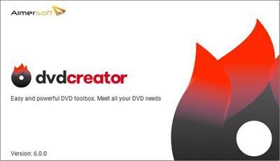 Aimersoft DVD Creator 6.2.2.97 - Eng