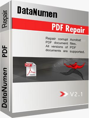 DataNumen PDF Repair 2.3.0.0 - Eng