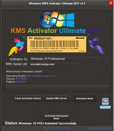 Windows KMS Activator Ultimate 2019 4.9 - Eng
