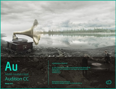 [MAC] Adobe Audition CC 2015 v8.1 - Ita