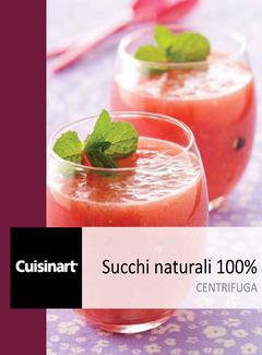 Cuisinart & Paul Bocuse - Succhi naturali 100% Centrifuga (2014)
