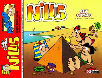 Clip Comics - Nilus 16 (1988)