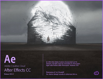 Adobe After Effects CC 2015.3 v13.8.0 DOWNLOAD MAC ITA