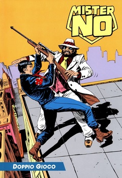 Mister No a colori 030 - Doppio gioco (2021)