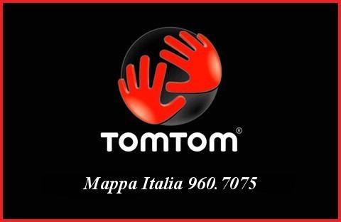 TomTom - Mappa Italia 960.7075