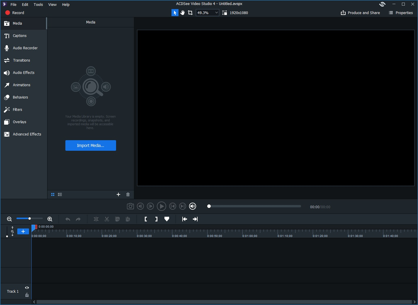 ACDSee Video Studio 4.0.0.893 x64 - ENG