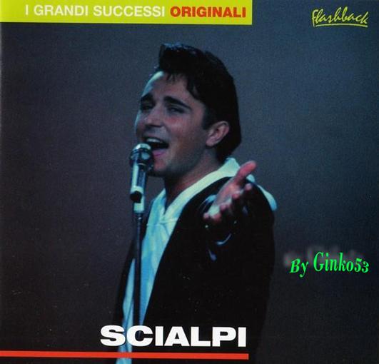 Cover Album of Scialpi - I Grandi Successi Originali (2000)