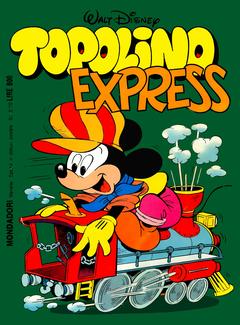I Classici di Walt Disney II serie n. 60 - Topolino Express (1981)