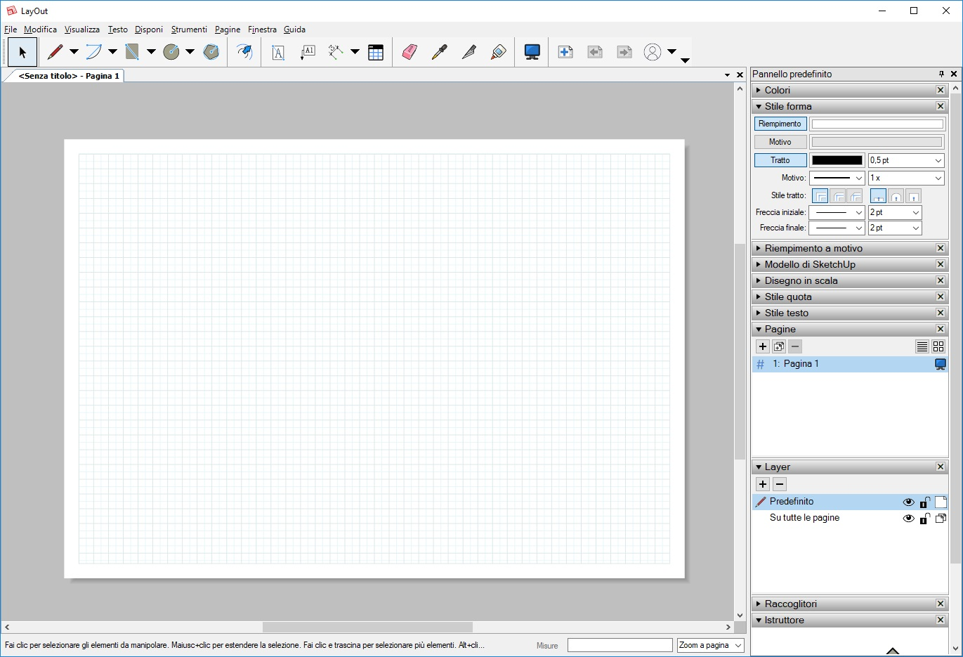 SketchUp Pro 2020 v20.0.373 64 Bit - ITA